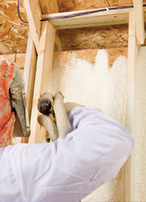 Edmonton Spray Foam Insulation Services and Benefits